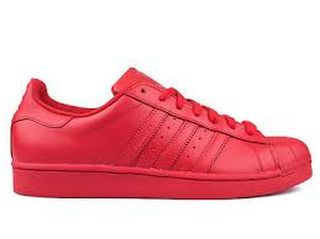 adidas superstar rojas, adidas superstar roja